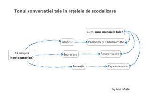 tonul comunicarii in social media