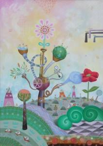 Copacul-mecanic-Cristina Marian