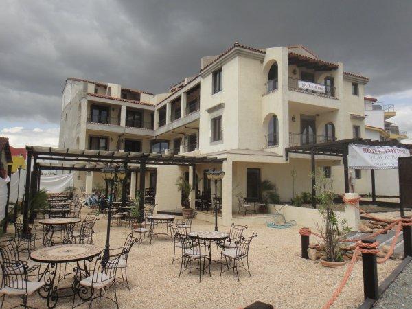 Hotel Amphora Vama Veche exterior 1