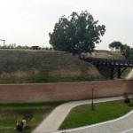 panorama cetatea Alba