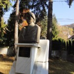 statuie George Enescu