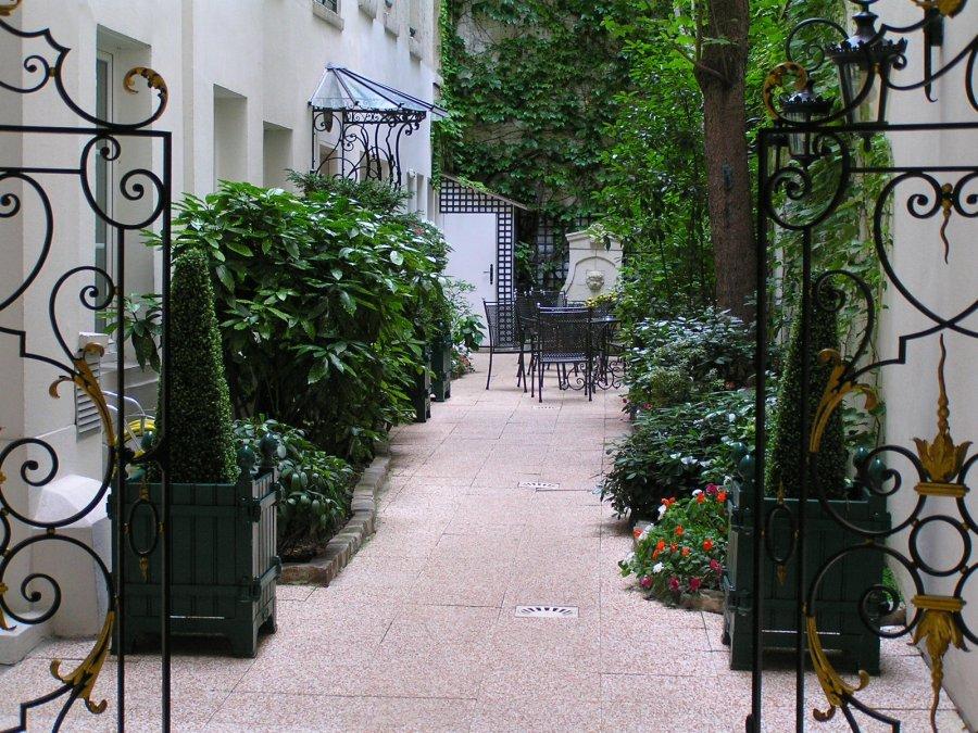 Gradina Paris