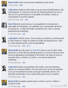 idei despre lecturi de marketing