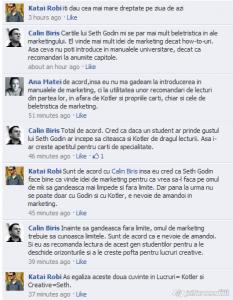 idei despre lecturi de marketing