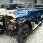 Benz 16 40HP din 1914
