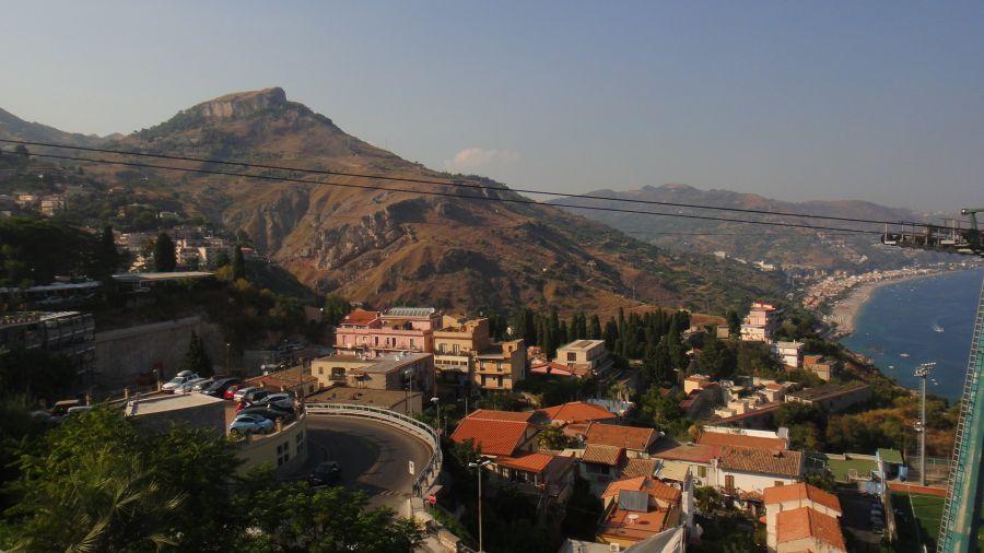 Taormina view 4