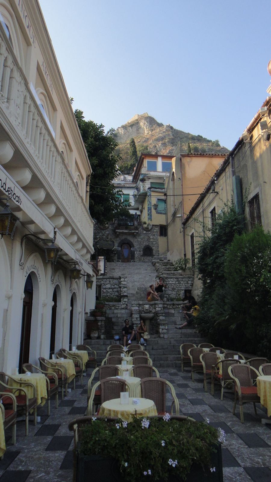 Taormina view