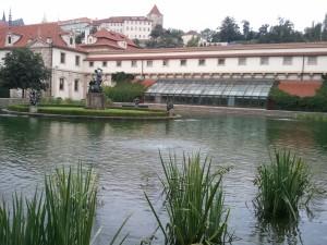 Gradinile Senatului din Praga