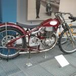 motocicleta Muzeul Tehnic Praga