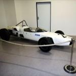 masina de curse Skoda
