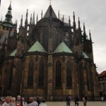 zona Castelului Praga
