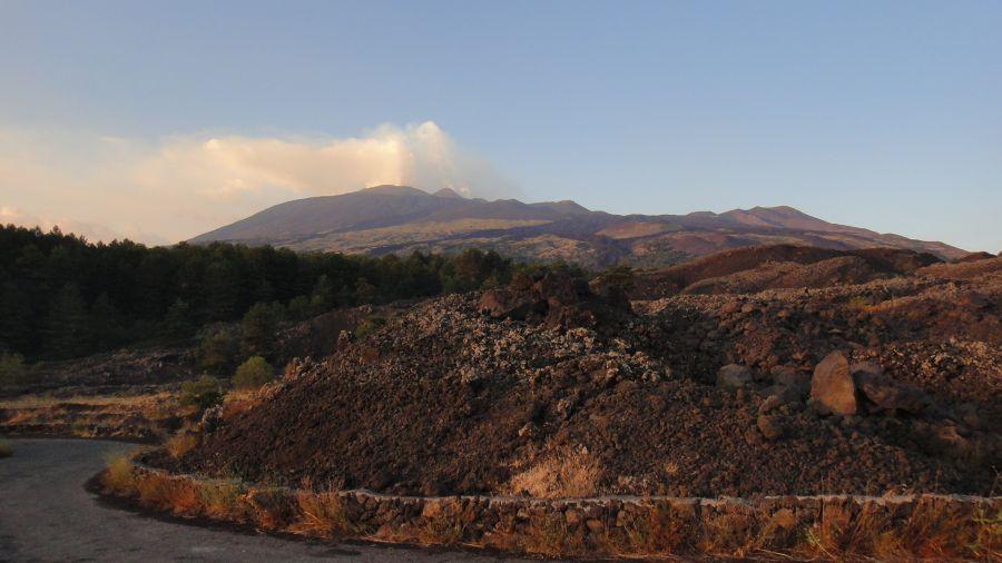 peisaj Etna
