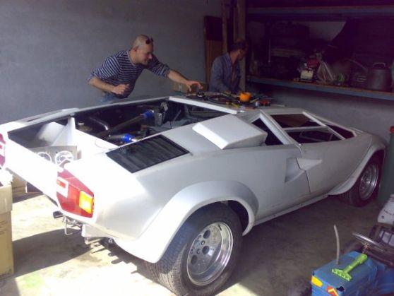 Stephane - Lamborghini