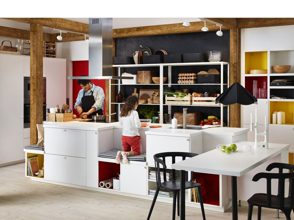 My ikea home i catalogul ikea 2015 for Conception cuisine ikea