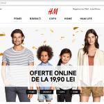 H&M Romania--HomePage