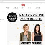 H&M Romania--paginacategorie-in-magazinul-online