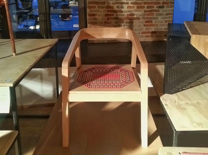 scaun Prototip Studio