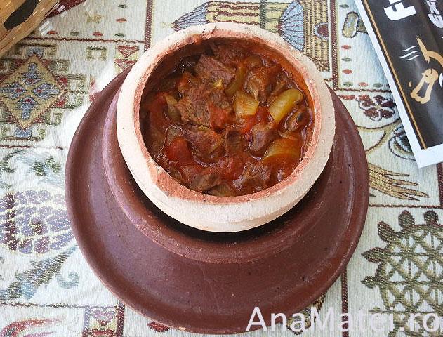 Testi Kebab la Firin Express Goreme