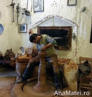 demonstratie olarit-Chez-Galip-Cappadocia