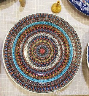 farfurie-ceramica-pictata