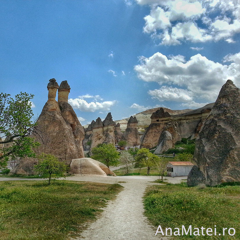 Hornurile Zânelor / Fairy Chimneys
