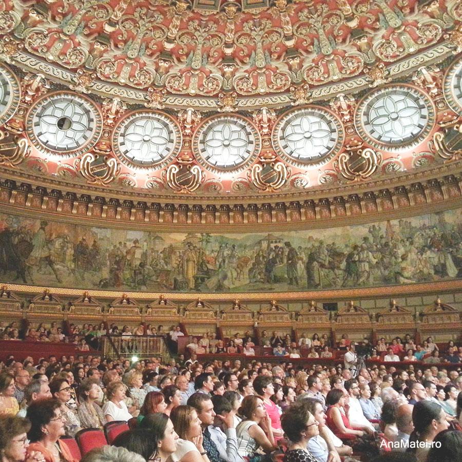 concerte Ateneul Roman Bucuresti