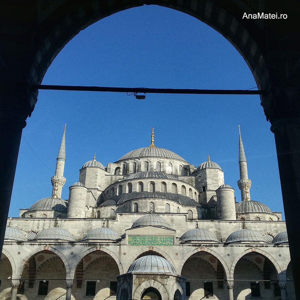 Moscheea Albastra -Istanbul