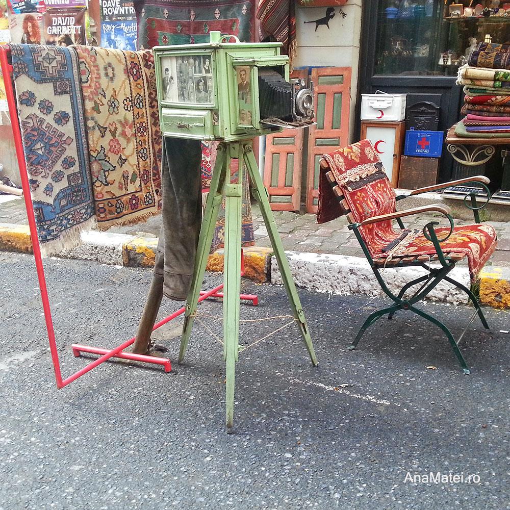 aparat foto vechi Istanbul