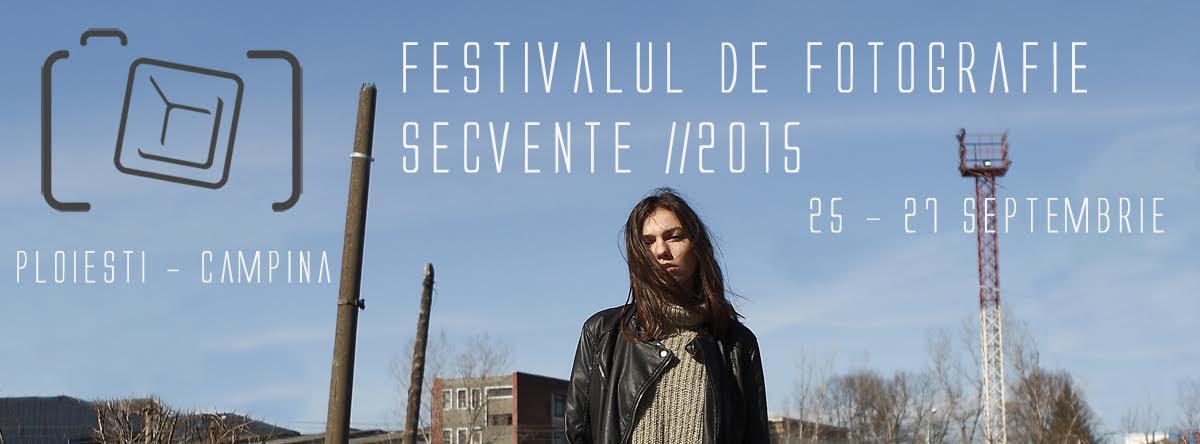 festivalul de fotografie Secvente