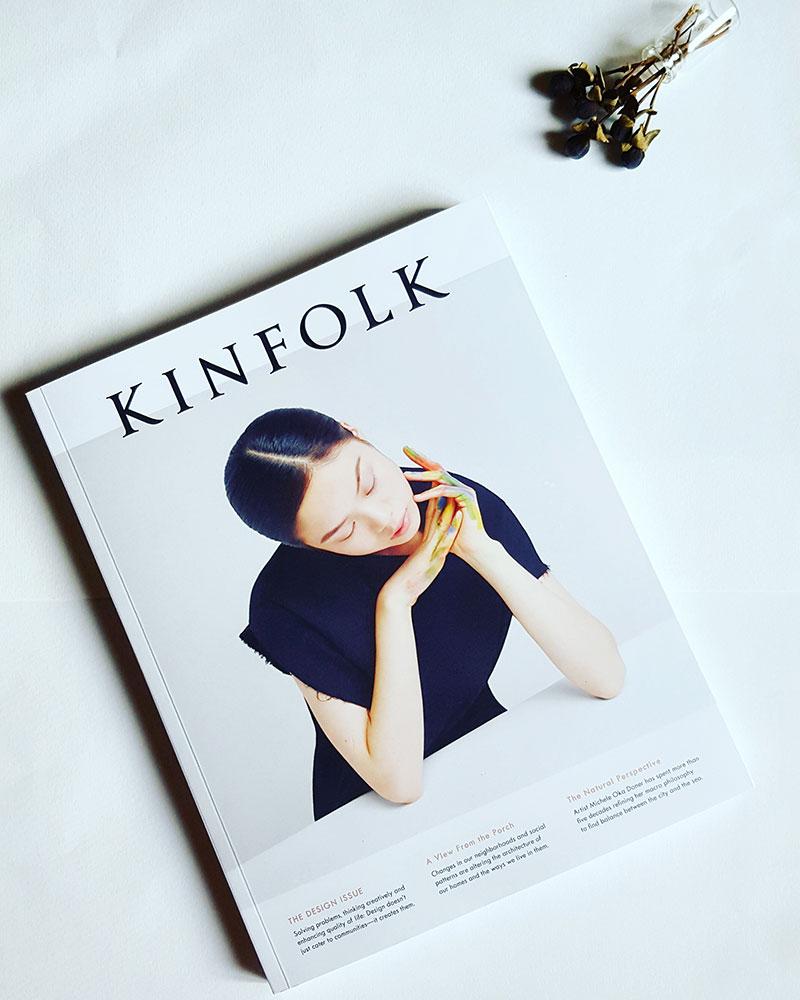 Kinfolk-The Design Issue