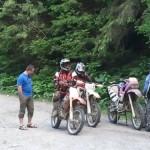 motociclete la Valul Miresei