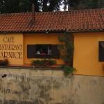 restaurant in Praga