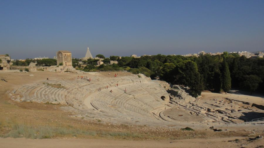 Teatrul Grec - Syracuse