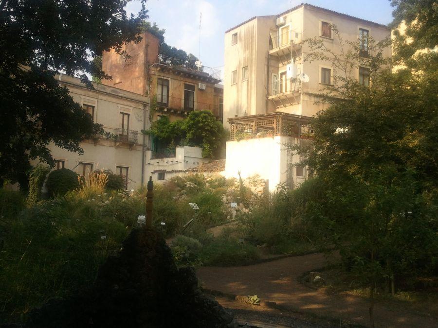 Gradina Botanica din Catania