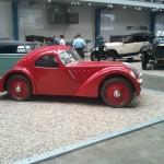expo autoturisme de epoca la Muzeul National Tehnic din Praga