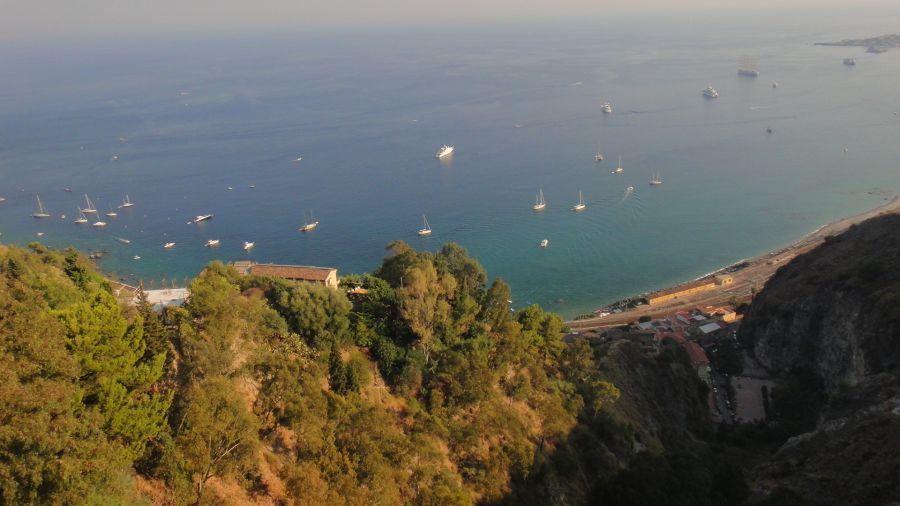 panorama Taormina