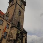 turnul din centru - Praga