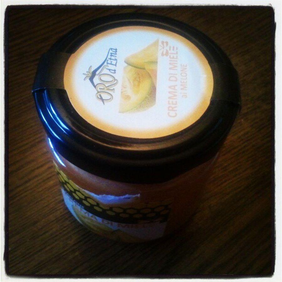 oro d' Etna - miere cu pepene galben