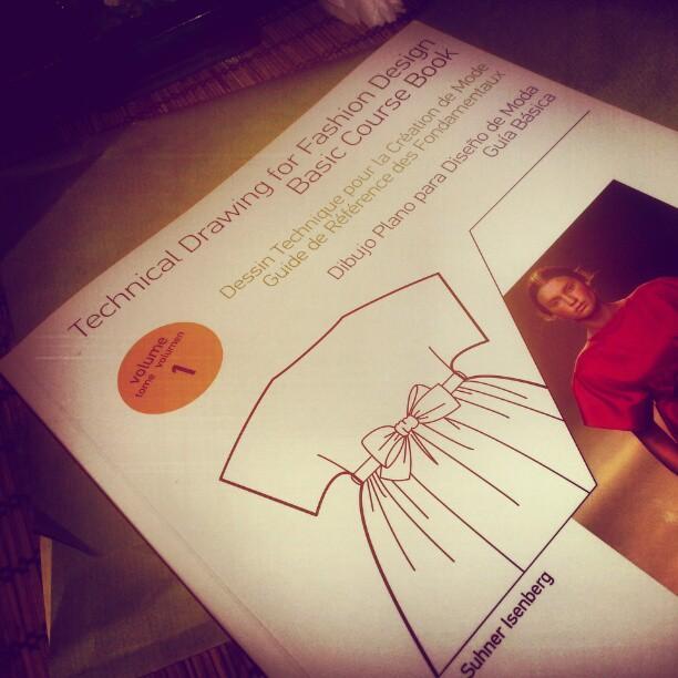 fashion design book