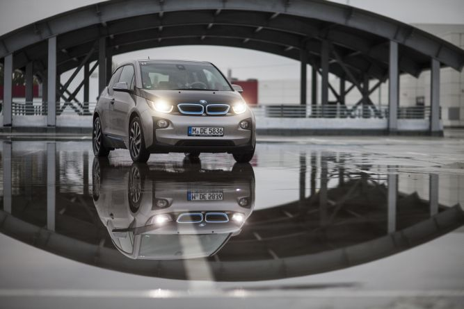 BMW i3 - auto electric